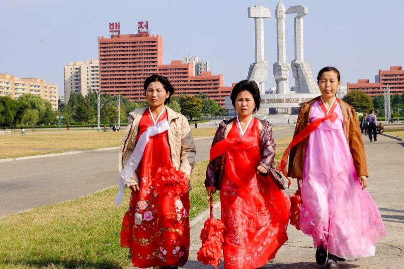 копировального северная корея фото туристов только эстетично