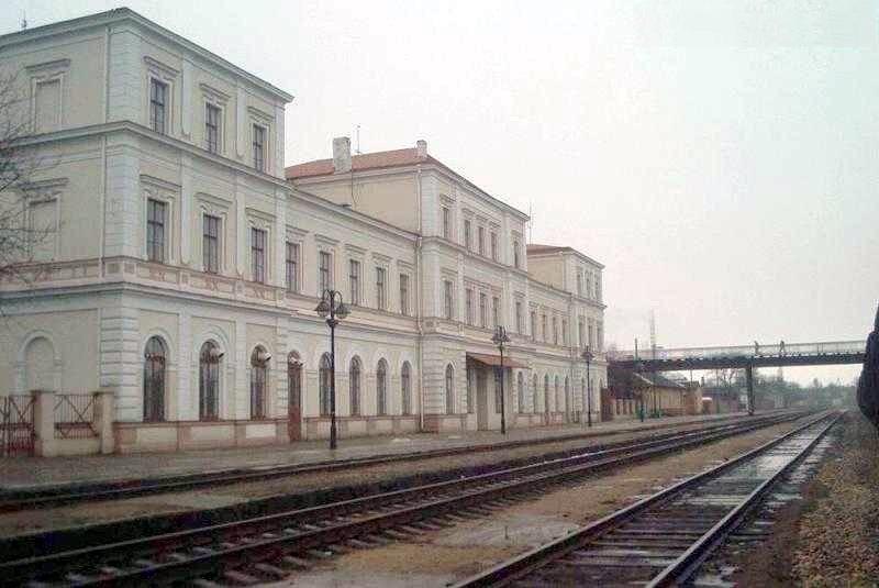 Liepaja Вокзал