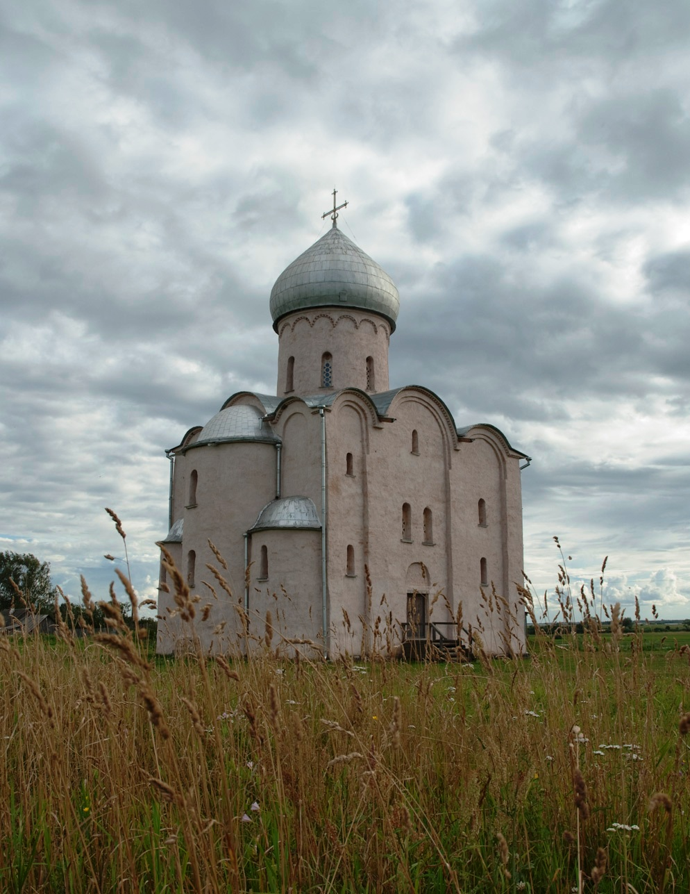 Церковь Спаса Преображения на Нередице. XII в.