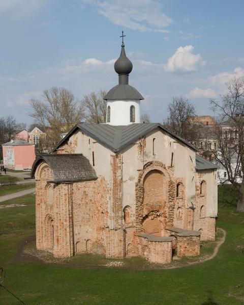 Церковь Параскевы Пятницы на Торгу. 1207 г.