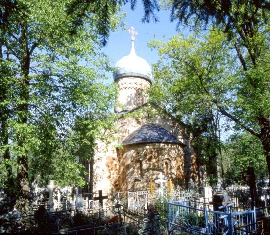 Церковь Рождества Христова на Красном поле. XIV в.