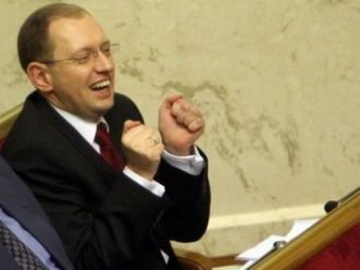 Яценюк: Западные партнеры поддерживают провозглашенные Кабмином принципы работы правительства - Цензор.НЕТ 6841