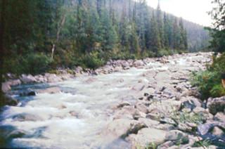 Река Манарага
