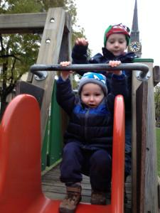 7. Playground