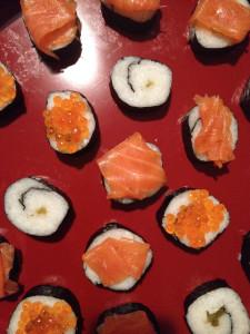 9. Sushi