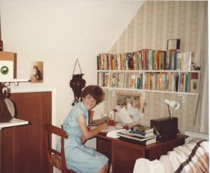 43 New room 1984