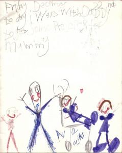 1978 Christmas Diary