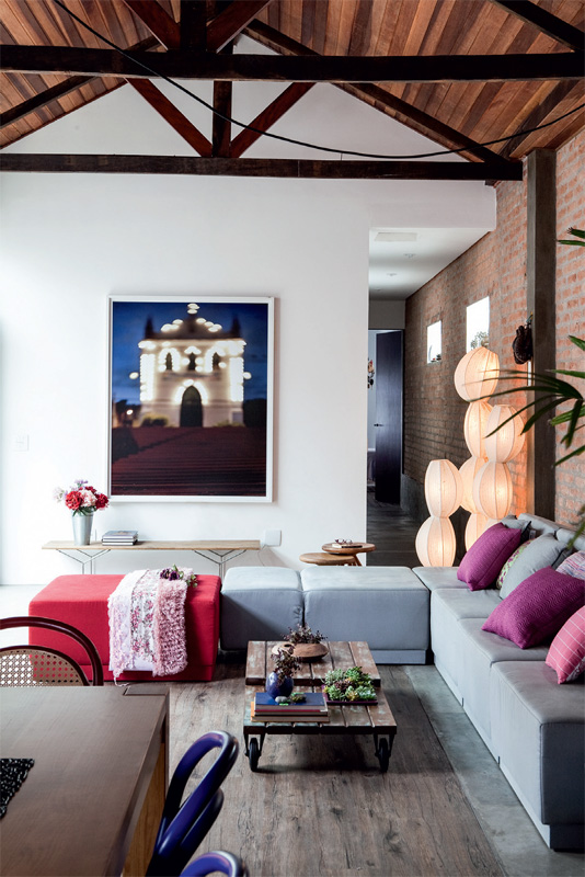 Дом в Сан-Паулу 3