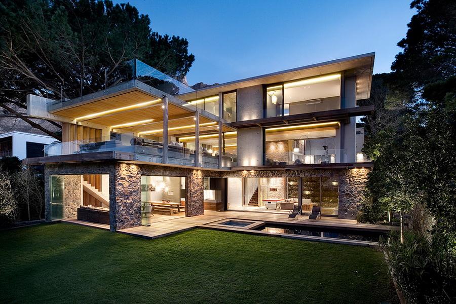 Дом в Кейптауне 1
