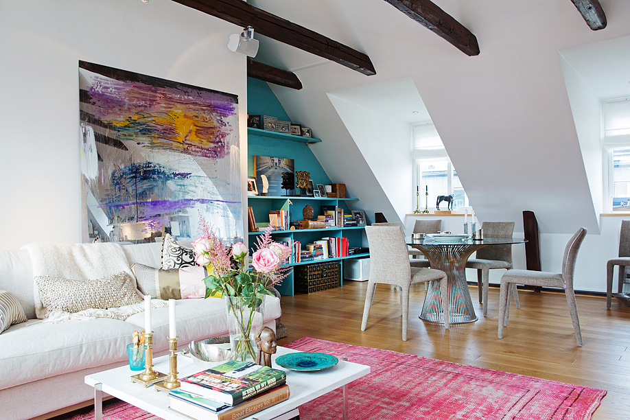 Apartamento em Estocolmo 3