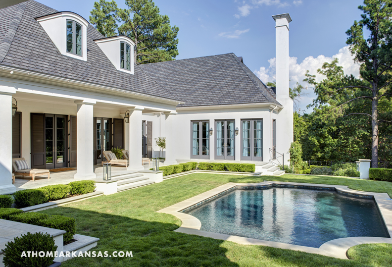 Дом в Арканзасе 13