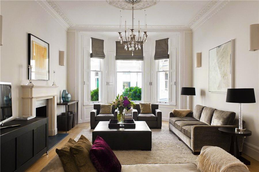 Дом в Лондоне 1