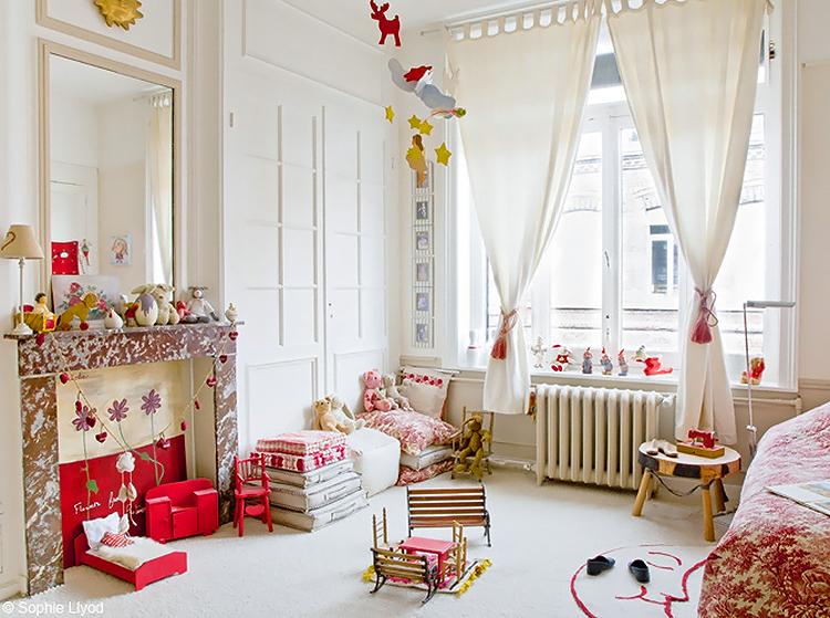 Детали: детские комнаты 13