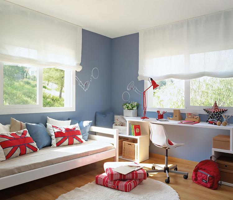 Детали: детские комнаты 12