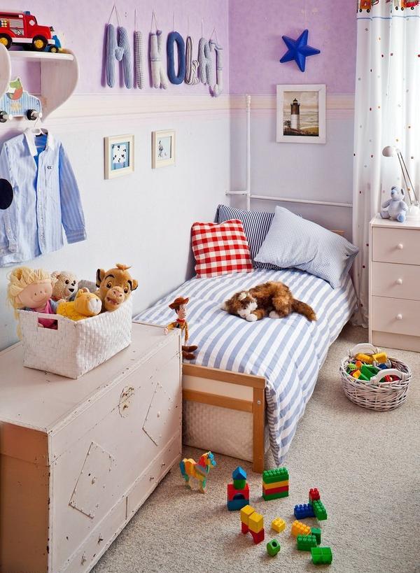 Educando a cuatro: Cómo NO decorar un cuarto infantil ...