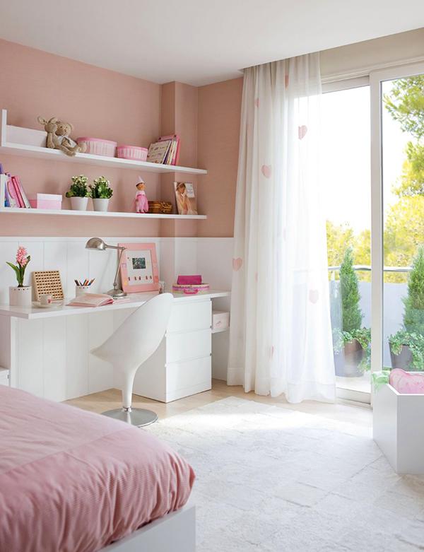 Habitaciones infantiles ponle color decorar tu casa - Cortinas habitacion infantil ...