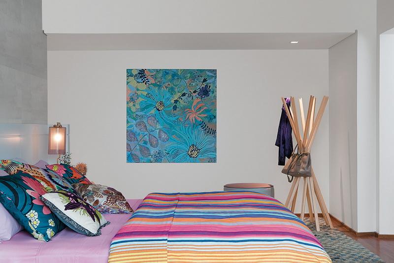 Детали: спальня 3
