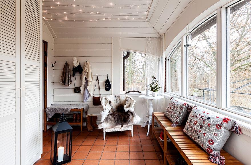 Дом в Швеции: Nicety