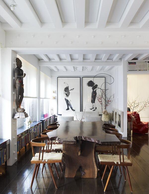 Квартира в Нью-Йорке 1