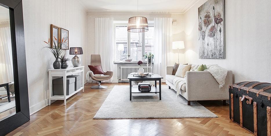 Квартира в Швеции 88 кв.м. 1