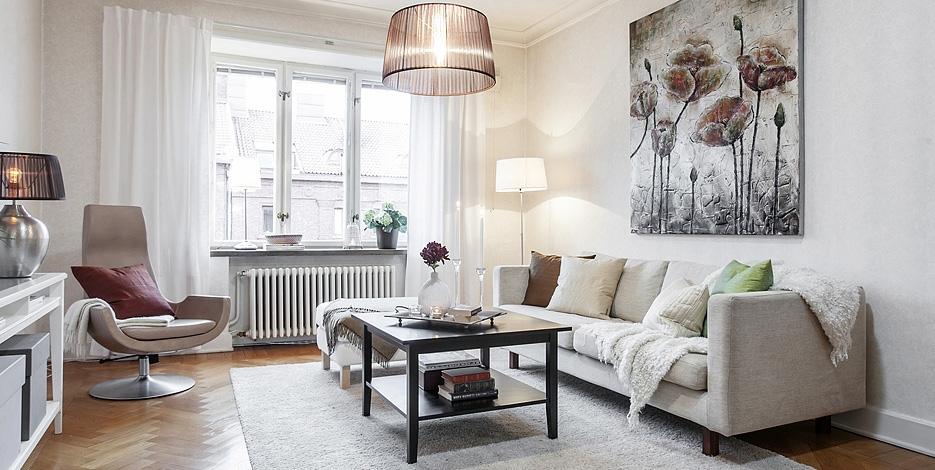 Квартира в Швеции 88 кв.м. 2