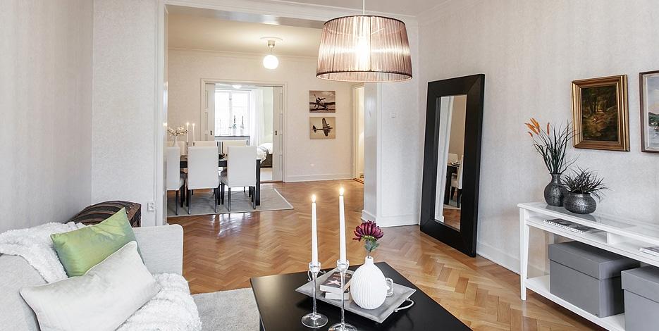Квартира в Швеции 88 кв.м. 3
