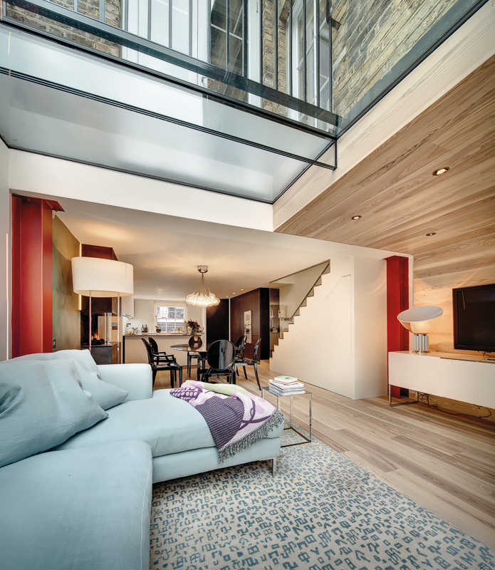 Дом в Лондоне Elips Design 1