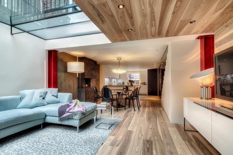 Дом в Лондоне Elips Design 2