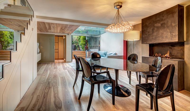 Дом в Лондоне Elips Design 3