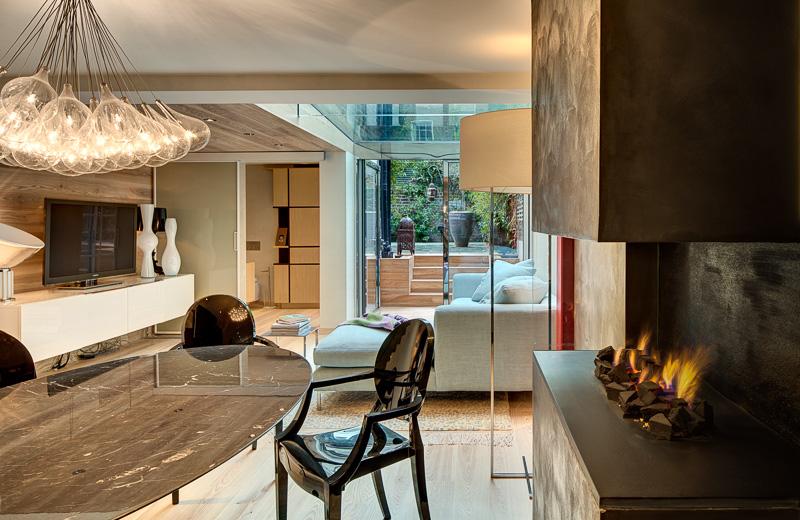Londres casa de design Elips 4
