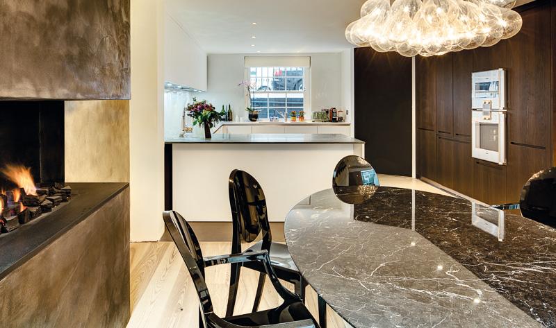 Дом в Лондоне Elips Design 5