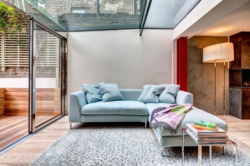 Дом в Лондоне Elips Design 7