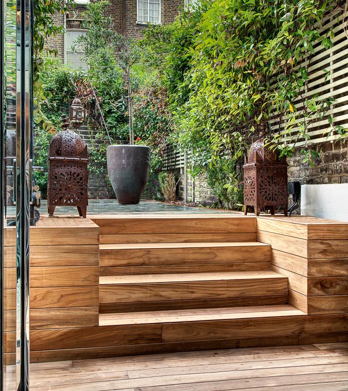 Дом в Лондоне Elips Design 8