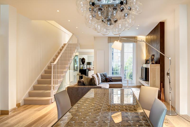Дом в Лондоне Elips Design 9