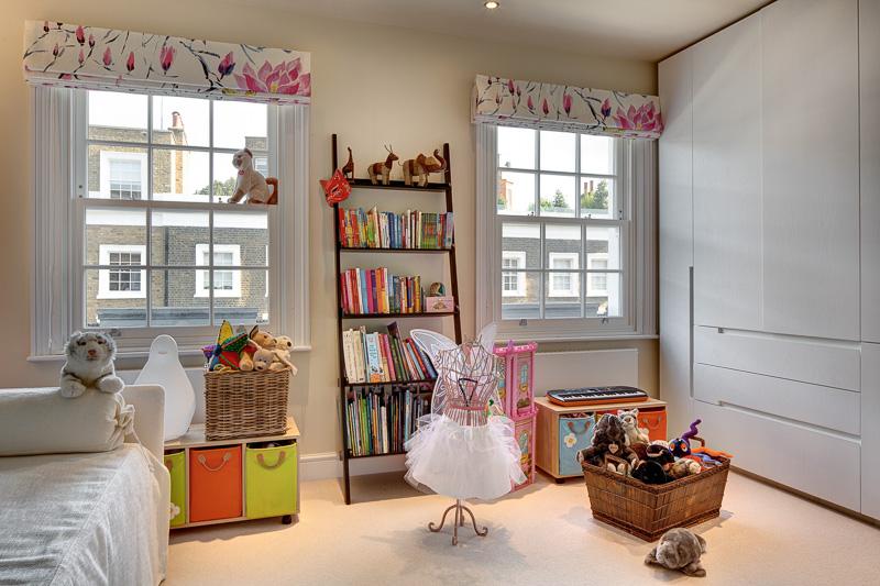 Дом в Лондоне Elips Design 16