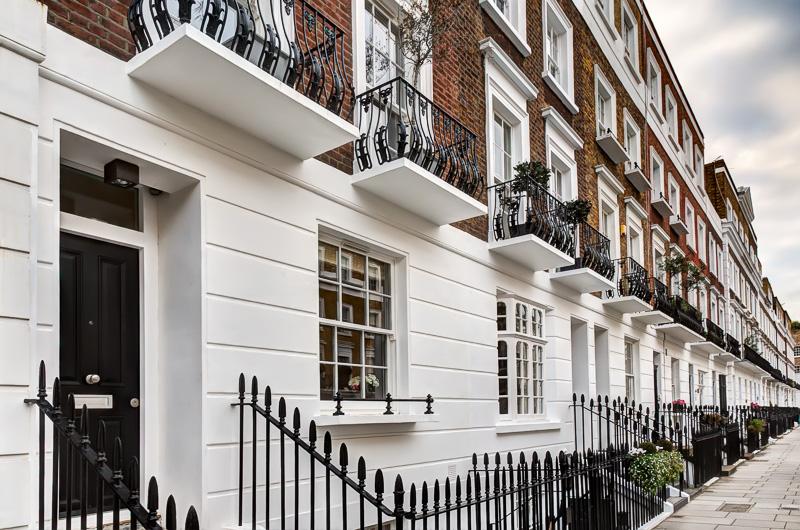 Дом в Лондоне Elips Design 18