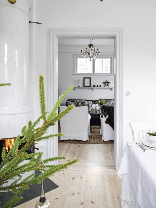 Lantliv Дом в Швеции 4
