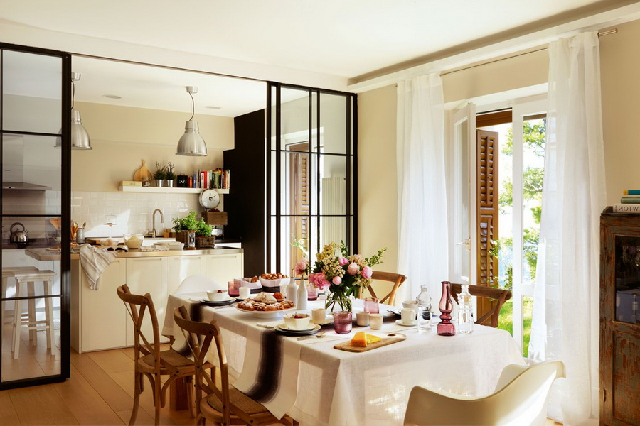 Кухня столовая