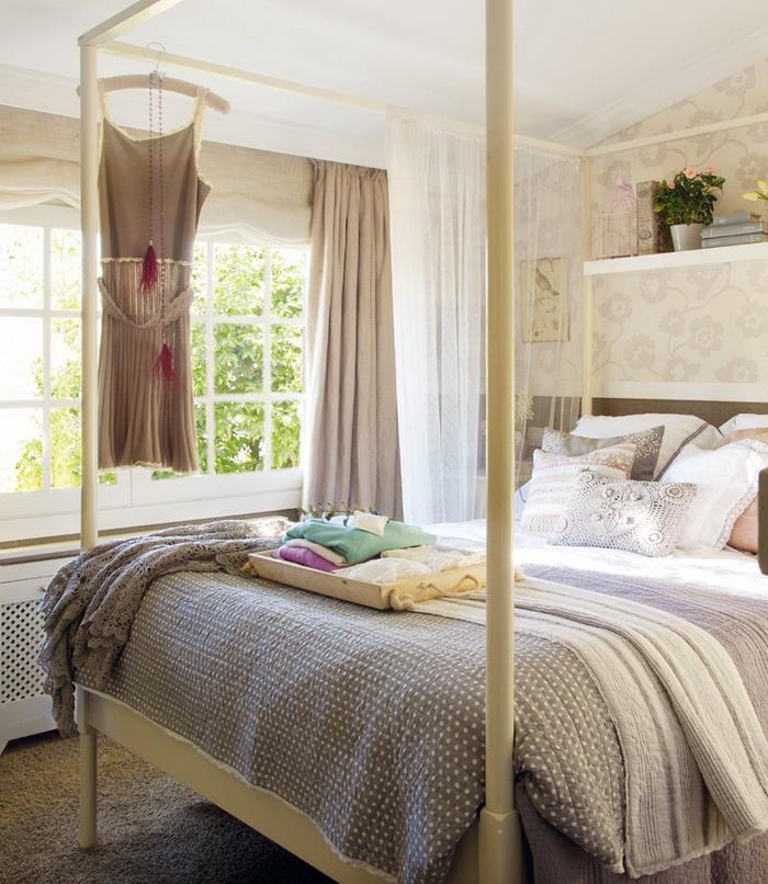 El Mueble Спальня и ванная комната 1