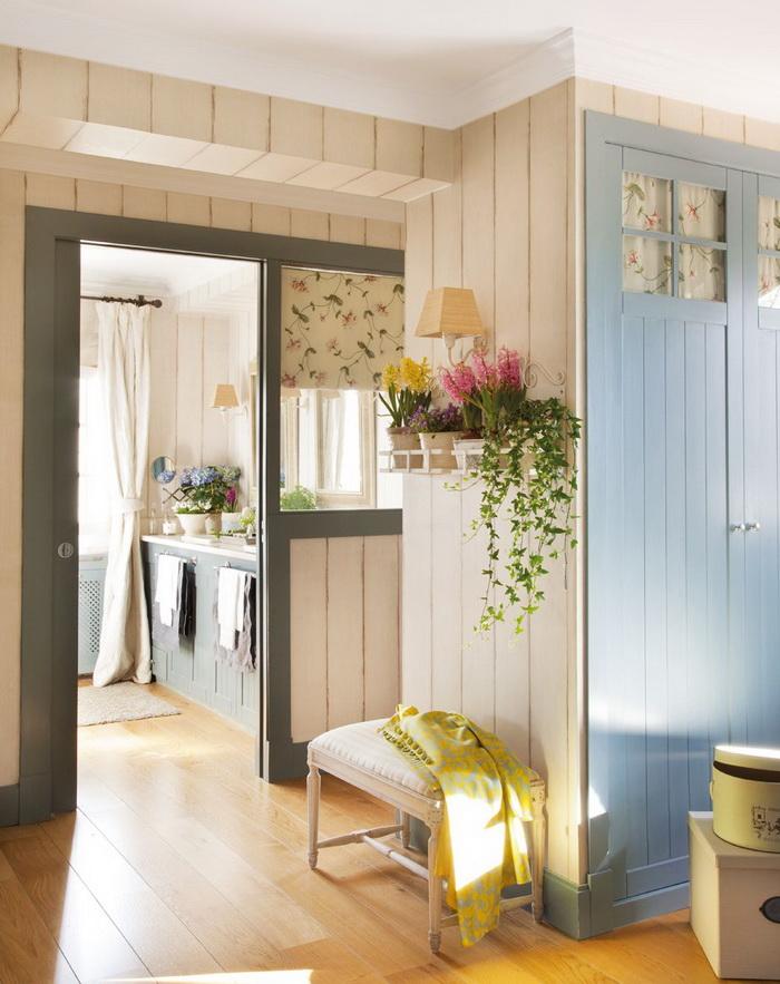 El Mueble Спальня и ванная комната 5