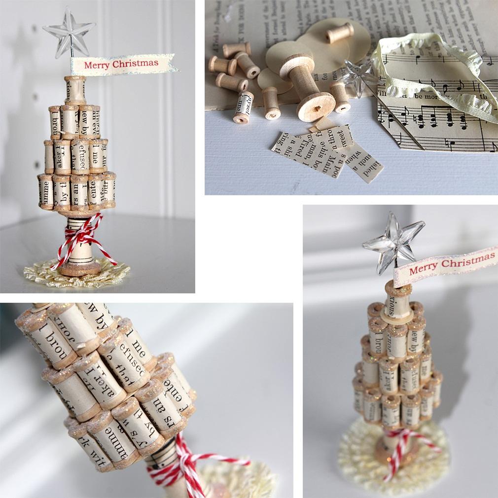 Help [ME] Ronda: Spool Christmas Tree
