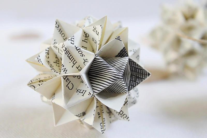 3-Origami-kusudama-Christmas-ornament-by-myCrazyHands-3