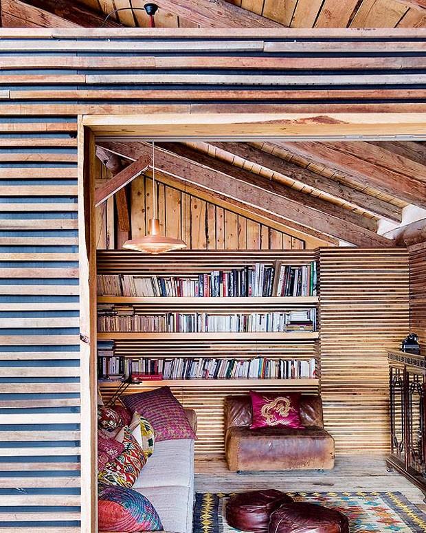 Vogue Дом в Альпах 6