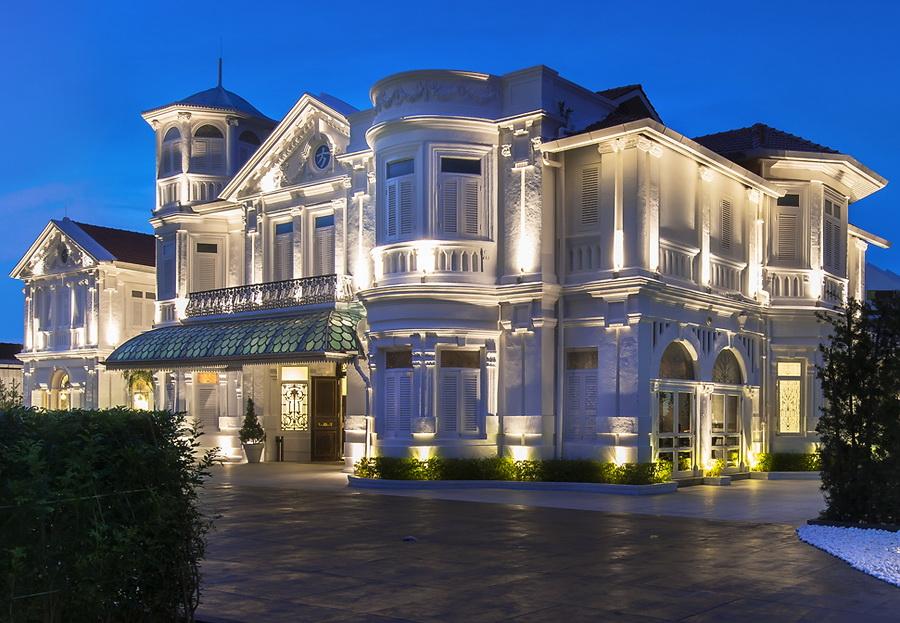 Macalister Mansion Отель в Малайзии 1