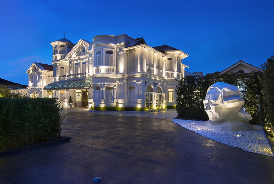 Macalister Mansion Отель в Малайзии 2