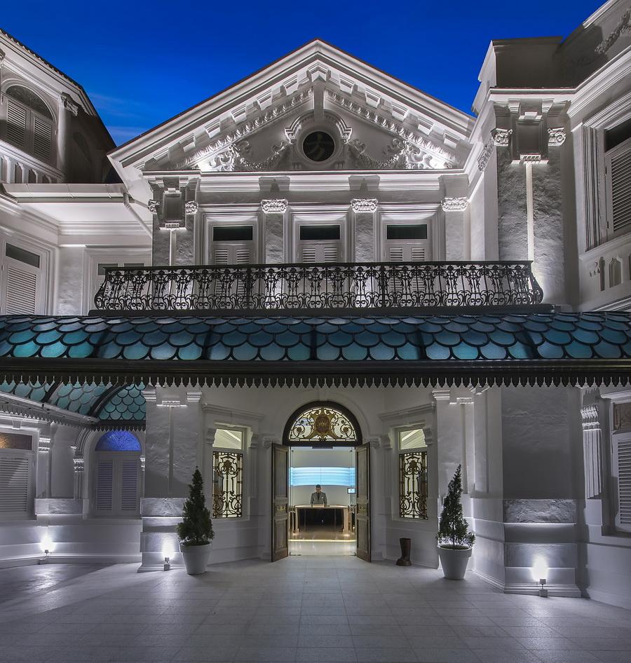 Macalister Mansion Отель в Малайзии 3