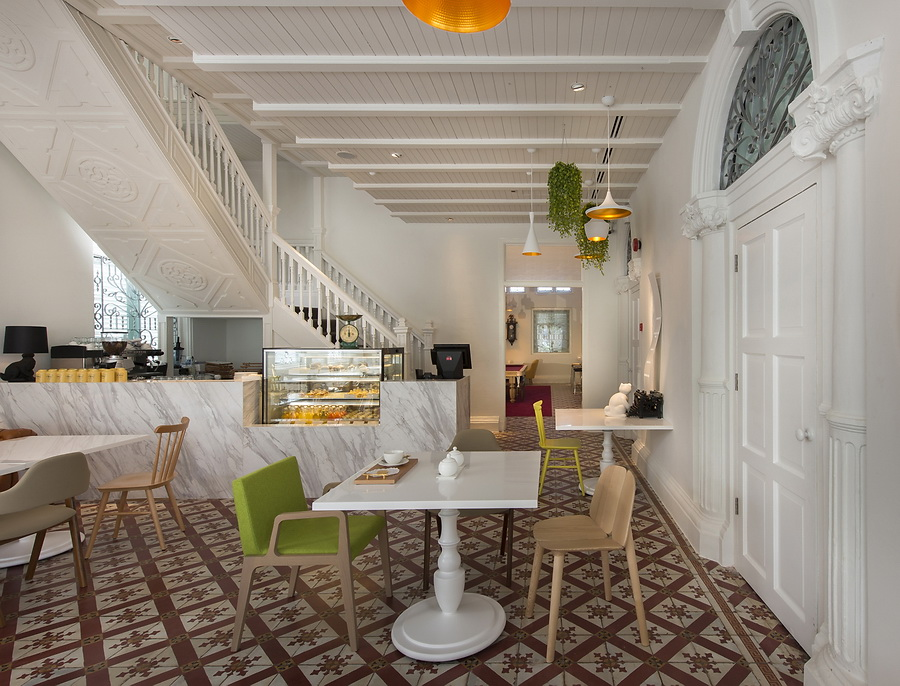 Macalister Mansion Отель в Малайзии 9