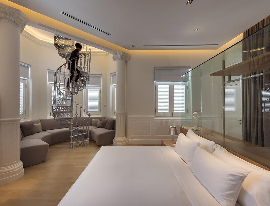 Macalister Mansion Отель в Малайзии 10