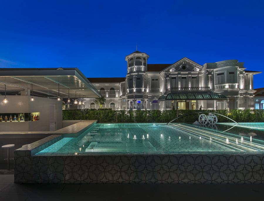 Macalister Mansion Отель в Малайзии 19