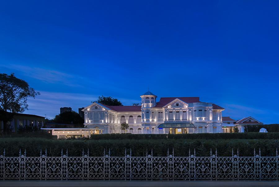 Macalister Mansion Отель в Малайзии 20